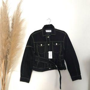 Proenza Schouler Denim button up jacket NWT